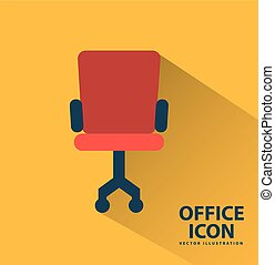chair design,  vector illustration eps10