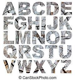 Alphabet, a, à, z,