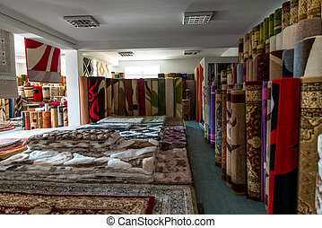 Collection Of Different Traditional Rugs - Colorful...