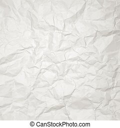 creased paper vector t