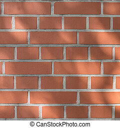 brickwall - A brickwall background with some...