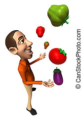 Vegetables