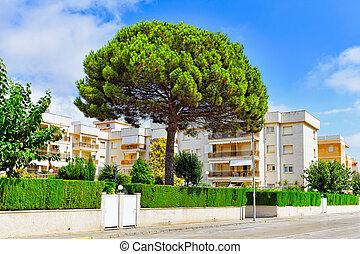 Segur fe Calafel, Costa-Dorada beach, the suburbs of...
