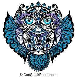 Owl - Decorative bird