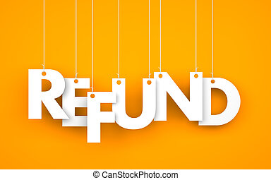 Refund Text on the ropes