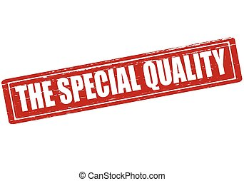 The special quality