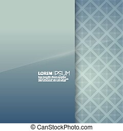 Turquoiseglossy blank with a background texture for...