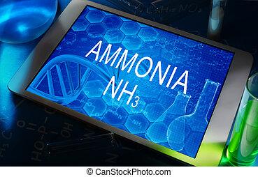 Amoníaco,