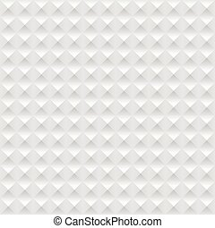 Modern seamless pattern with white geometricheskmi figures...