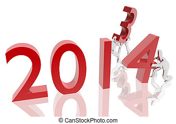 Changing 2013 to 2014