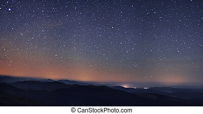 Amazing Star Night