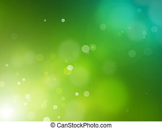 bokeh abstract backgrounds - green bokeh abstract light...