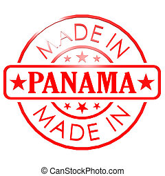 Made in Panama red seal