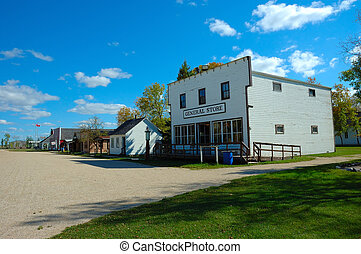 Main Street General Store - A country general store on Main...