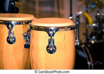 fragment bongos an instrument for percussionists and...