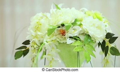 Large decorative bouquet - Part of the design of the wedding...
