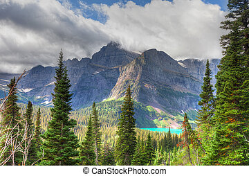 MT-Glacier National Park-Grinnell - I was so enamored by the...