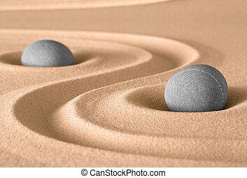 zen spirituality garden