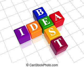 color best idea like crossword