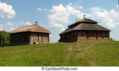 Old house - Kosava village, Belarus In this house was born...