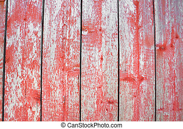old wood background - background from the grained old wooden...