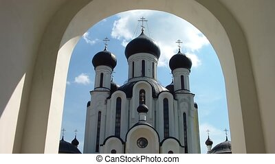 "Church of Our Lady of the ""Reigning - Ivatsevichi, Belarus...."