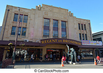 Palmerston North - New Zealand - PALMERSTON NORTH, NZL - DEC...