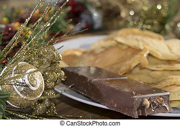 torrone - pre-Christmas period and preparations: Christmas...