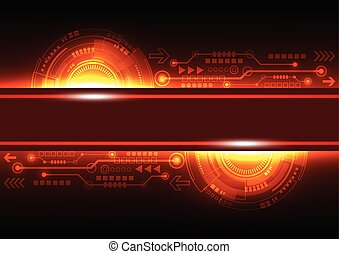 vector future network telecom technology, abstract...