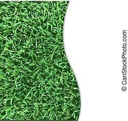 Grass Texture Poster