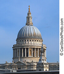 St Pauls cathedral in London,UK.