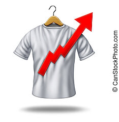 Retail Increase - Retail garment and clothing industry...