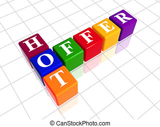 colour hot offer like crossword