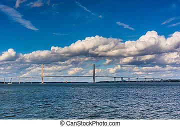 Puente,  Carolina,  Jr,  ravenel,  Arthur,  Charleston, sur
