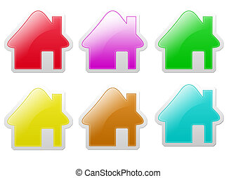 Glow Home Icon