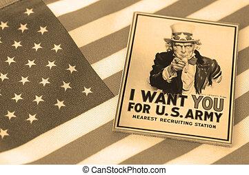 Uncle Sam symbol of US patriotism