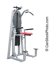 gym equipment - The image of gym apparatus