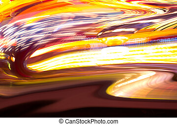 carrousel background, very dizzy