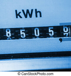 electricity costs - electricity meter, increasing costs