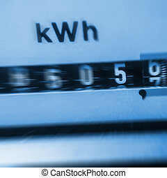 expensive electricity - electricity meter, increasing costs