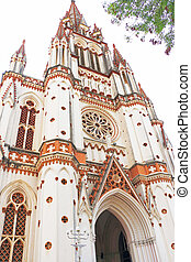 Our Lady of Lourdes Church, Tiruchirappalli,trichy tamil...
