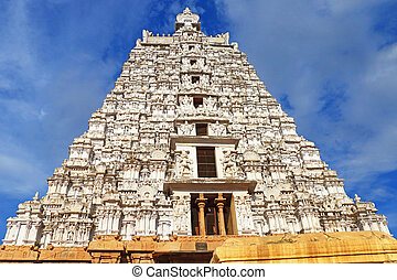 Sri Ranganathaswamy Temple or Thiruvarangam Tamil, trichy...
