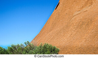 aufstellen,  australia,  Uluru