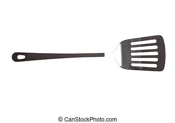 spatula on a white background