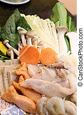 mixture of vegetable set. - mixture of vegetable set and...