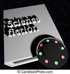 Ciencia, ficción,