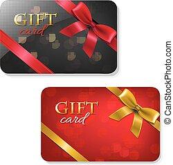 Gift Cards Big Set