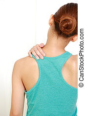 shoulder massage