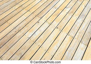 wooden decking background