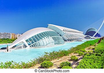 Science Museum (El Museu de les Ciencies Principe Felipe) -...